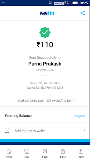 How To Add Money To Paypal Wallet