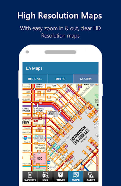LA Metro Transit (2019): LA Metro Bus and Rail screenshot 1