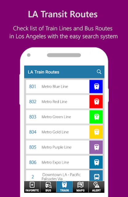 LA Metro Transit (2019): LA Metro Bus and Rail screenshot 5