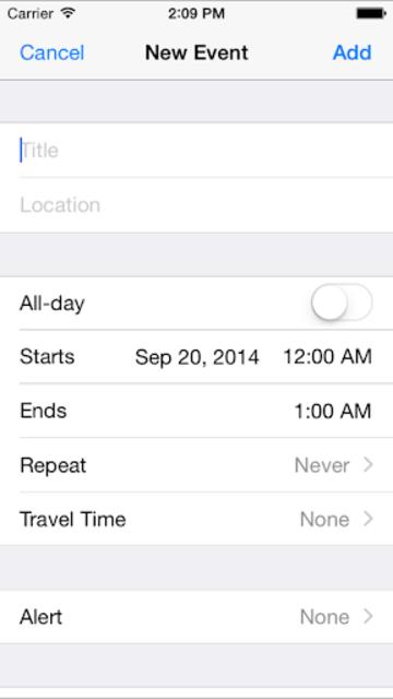 LFV Day-Planner Pro screenshot 8