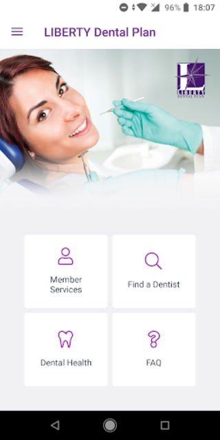 LIBERTY Dental screenshot 1
