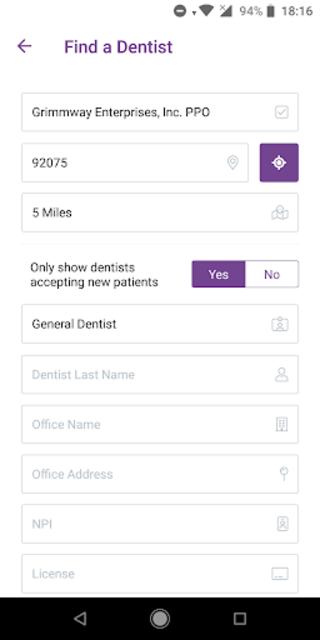 LIBERTY Dental screenshot 2
