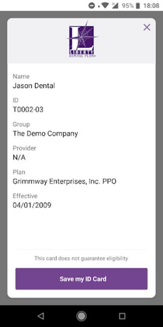 LIBERTY Dental screenshot 8