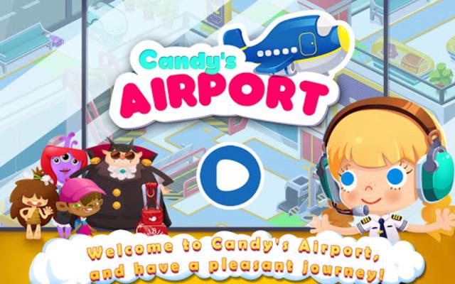 Candy's Airport screenshot 1