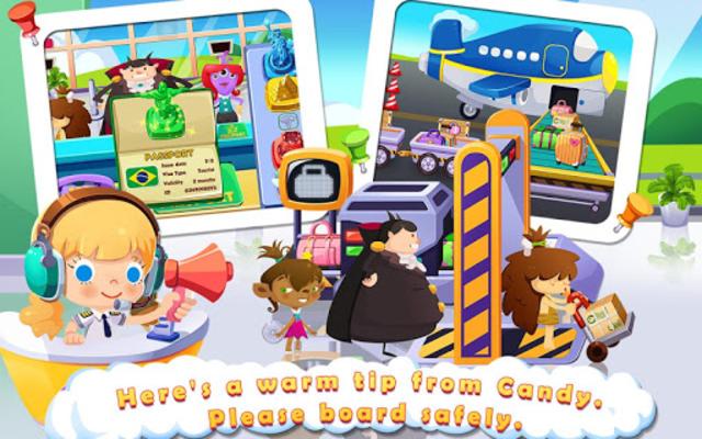 Candy's Airport screenshot 2