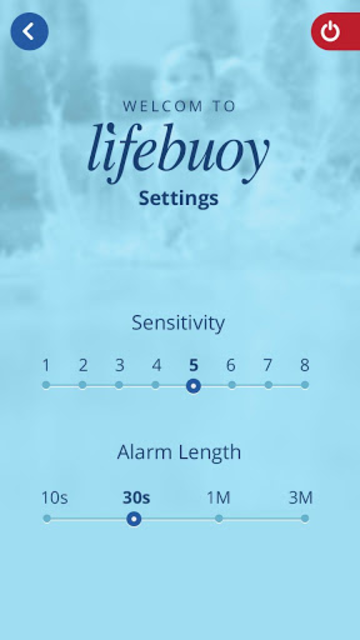 LifebuoyAlarm screenshot 2