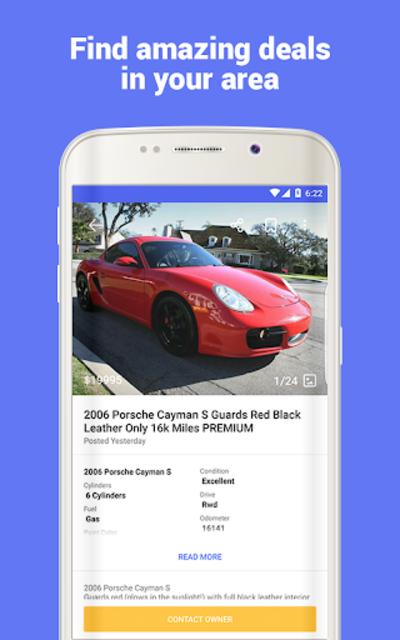 Daily for Craigslist App screenshot 1