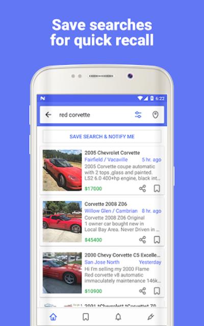 Daily for Craigslist App screenshot 2