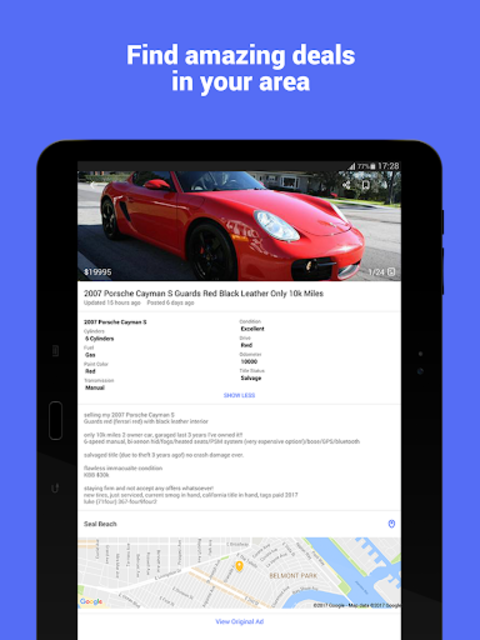 Daily for Craigslist App screenshot 11