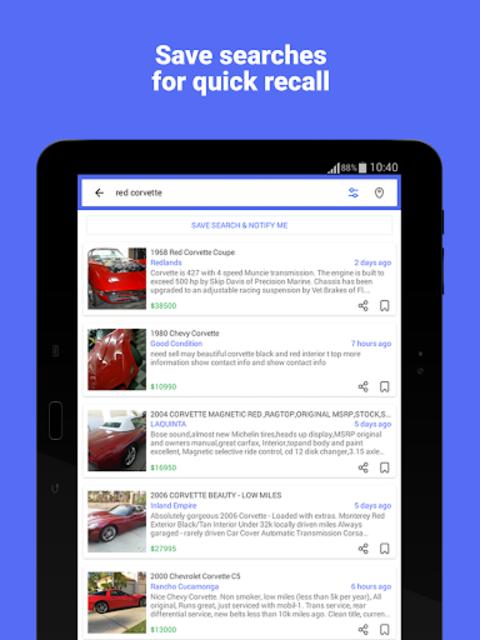 Daily for Craigslist App screenshot 13