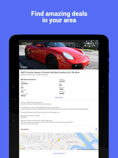 Daily for Craigslist App screenshot 17