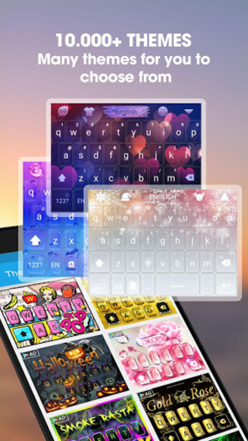 Emoji Keyboard screenshot 4