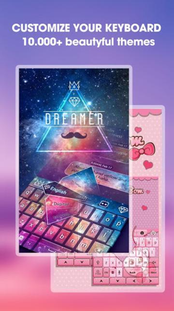 Emoji Keyboard screenshot 5