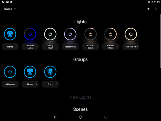 LIFX screenshot 6