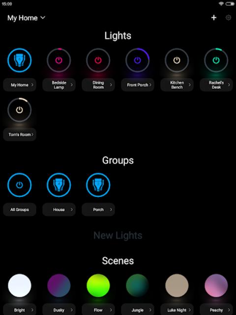 LIFX screenshot 8