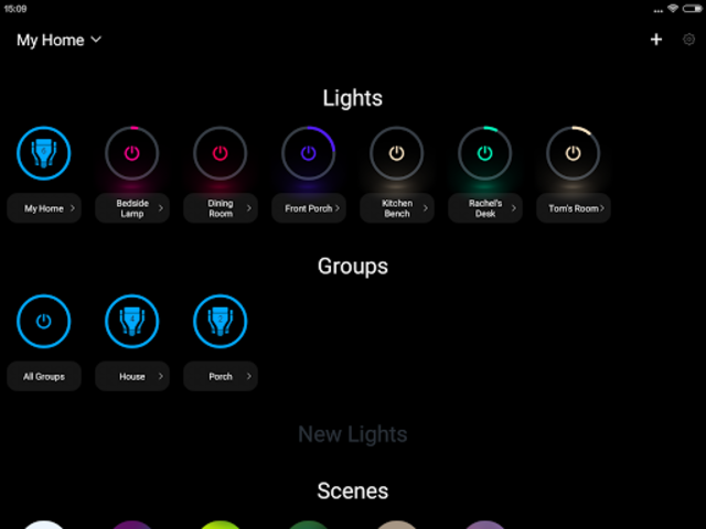 LIFX screenshot 9