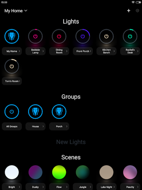 LIFX screenshot 10