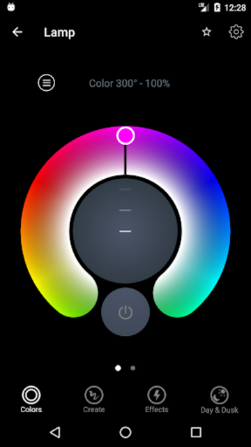 LIFX screenshot 2