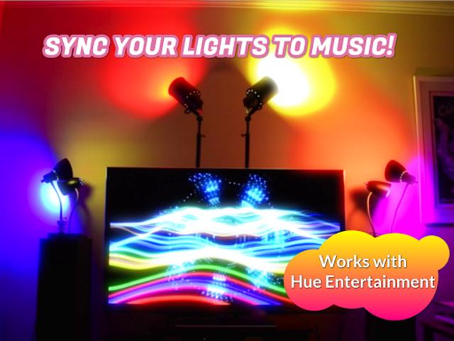 Light DJ - Light Shows for Hue, LIFX, & Nanoleaf screenshot 9