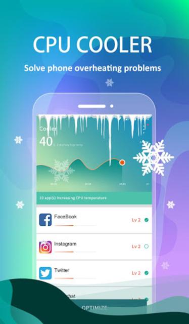 Smart Booster- Memory Booster & Phone Cleaner screenshot 4