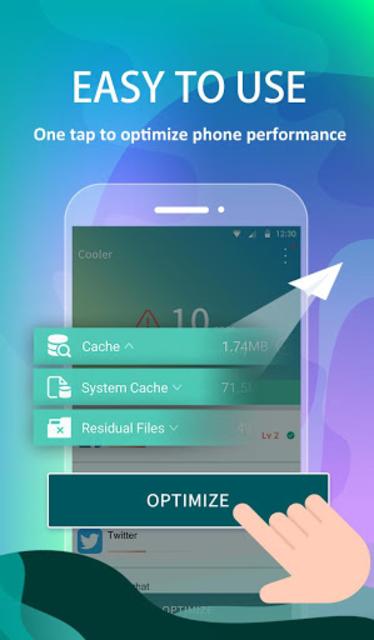 Smart Booster- Memory Booster & Phone Cleaner screenshot 8