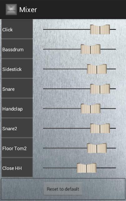 DrMachine - Drum Machine screenshot 3