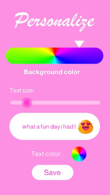 diary with a fingerprint lock screenshot 4