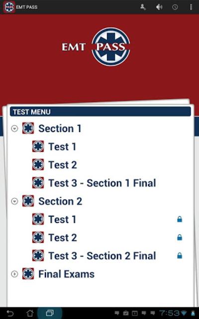 EMT PASS screenshot 3