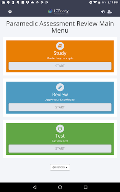 Paramedic Assessment Review screenshot 2