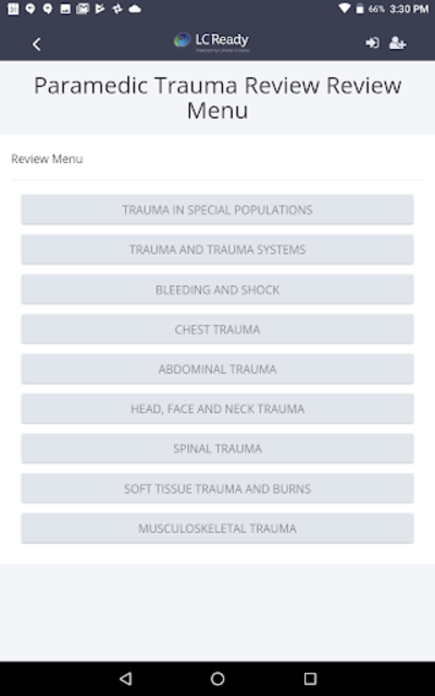 Paramedic Trauma Review screenshot 3