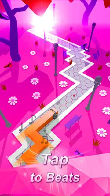 TapTap Dance Line: Music Tiles screenshot 1