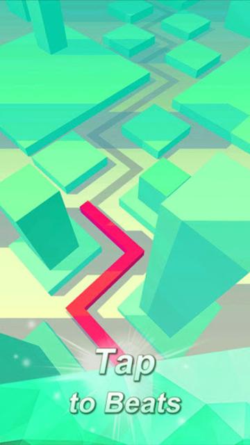 TapTap Dance Line: Music Tiles screenshot 12