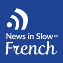 Icon for News in Slow French