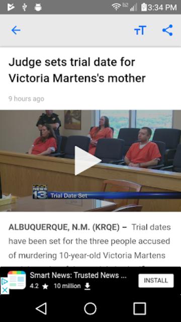 KRQE News - Albuquerque, NM screenshot 3
