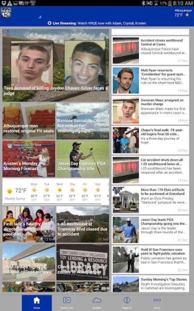 KRQE News - Albuquerque, NM screenshot 6