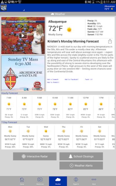 KRQE News - Albuquerque, NM screenshot 7