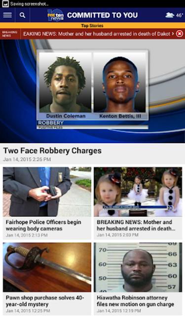 FOX10 News Mobile Alabama WALA screenshot 7