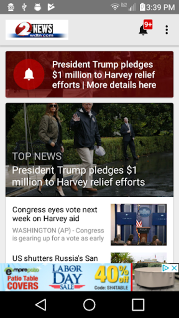 WDTN 2 News - Dayton News and screenshot 1
