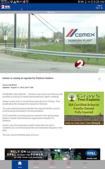 WDTN 2 News - Dayton News and screenshot 7