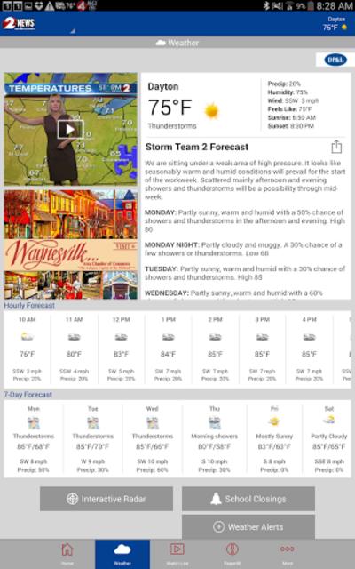 WDTN 2 News - Dayton News and screenshot 8