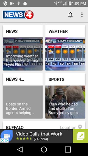 WIVB News 4 screenshot 1