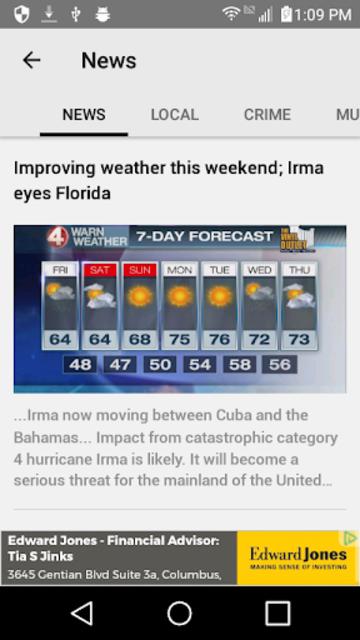 WIVB News 4 screenshot 2