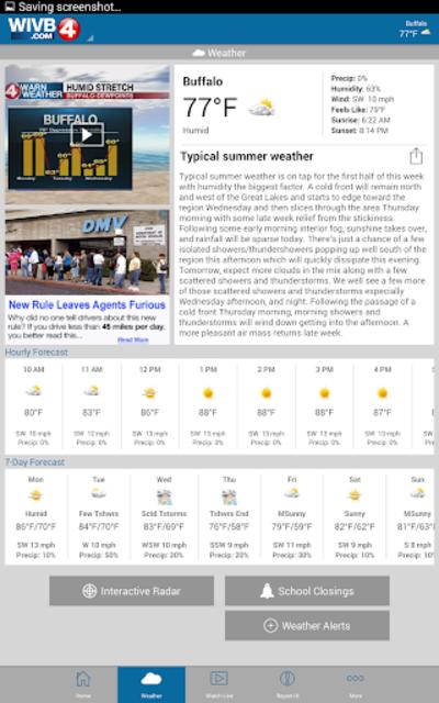 WIVB News 4 screenshot 8