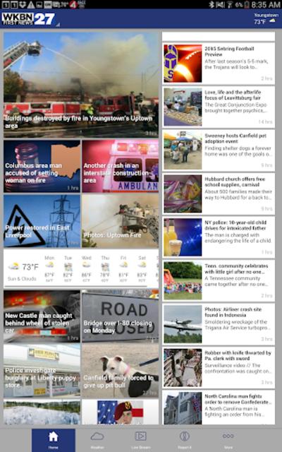 WKBN 27 First News screenshot 6