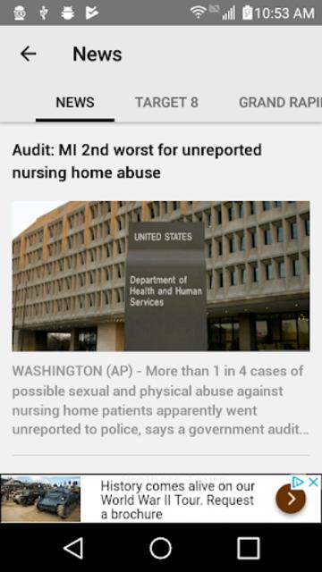 WOOD TV8 - Grand Rapids News screenshot 2