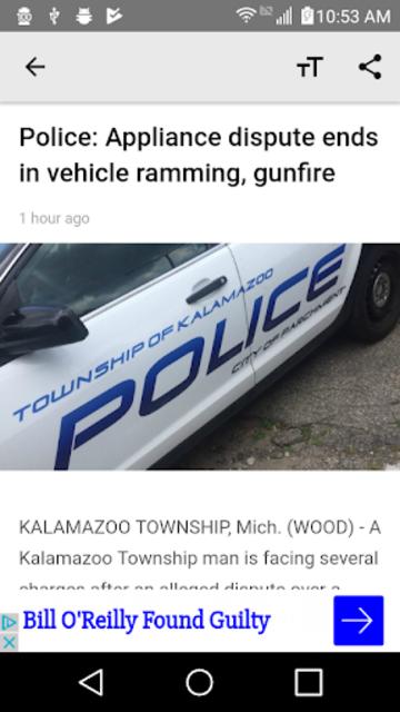 WOOD TV8 - Grand Rapids News screenshot 3