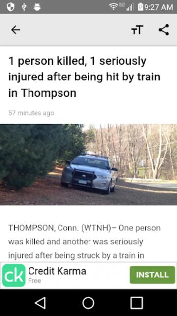 WTNH News 8 screenshot 3