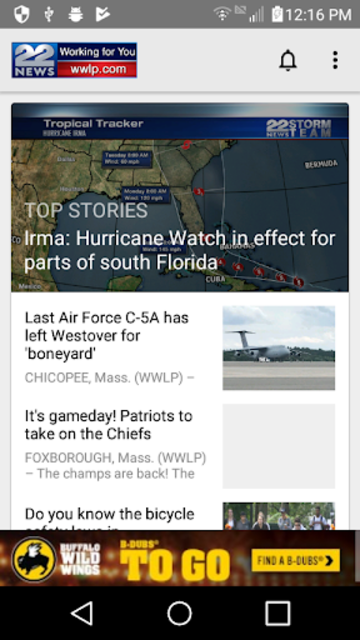WWLP 22News – Springfield MA screenshot 1