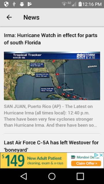 WWLP 22News – Springfield MA screenshot 2