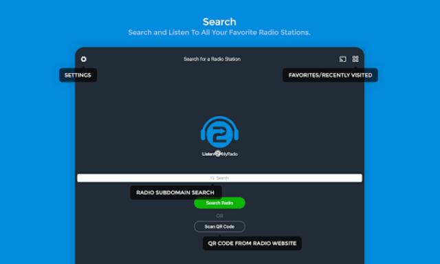 Listen2MyRadio screenshot 4